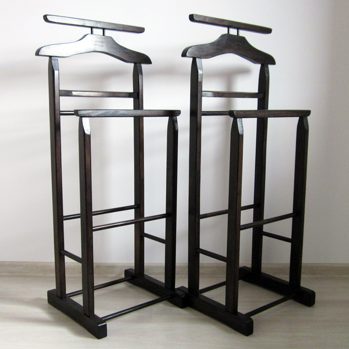 Lot de 2 Valeti Evoque - wenge